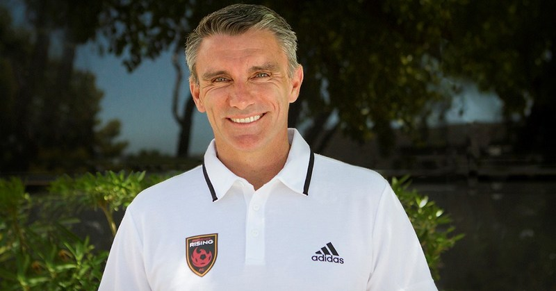 Celebrated International Soccer Coach Patrice Carteron Joins Phoenix Rising FC as New Head Coach