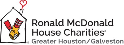 Ronald McDonald House Charities of Greater Houston/Galveston Logo (PRNewsfoto/Ronald McDonald House Charities)