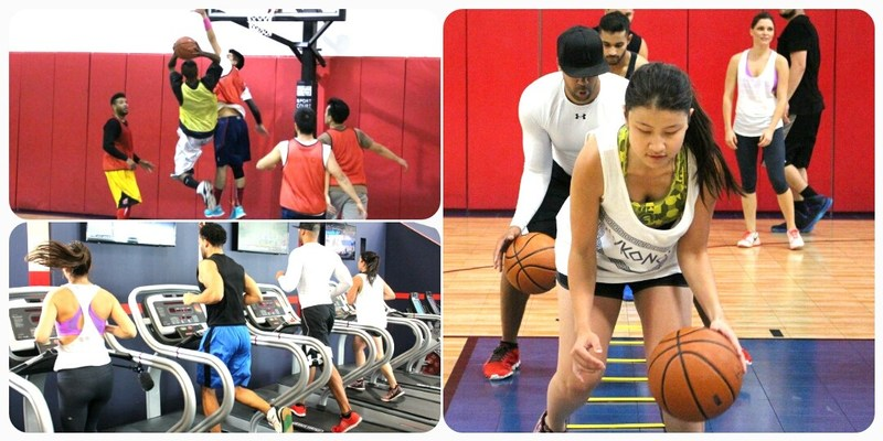 PickUp USA Fitness - Basketball-Focused Fitness Clubs!