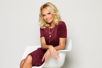 Kristin Chenoweth Hosts RHOFADE™ (oxymetazoline HCl) cream, 1%  Launch Event in NYC