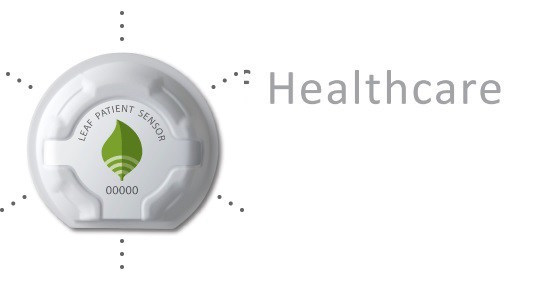 The Leaf sensor is a wireless, single-use, disposable device that is adhered to a patient's chest. The sensor monitors a patient's position, orientation, movement and activity. Care providers can remotely monitor the turning and mobility status for all patients.