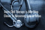Stem Cell Therapy is One Step Closer to Becoming Law in Texas