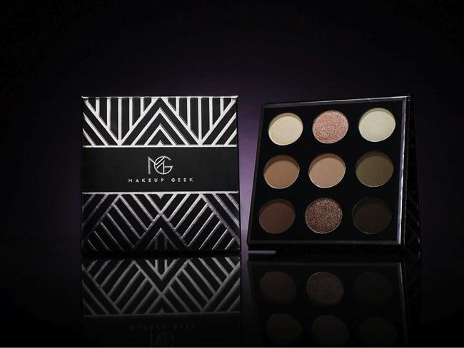 In The Nude - Eye Shadow Palette - @makeupgeekcosmetics