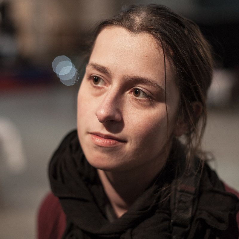 Adrienne Surprenant (Groupe CNW/Canadian Journalism Forum on Violence and Trauma)