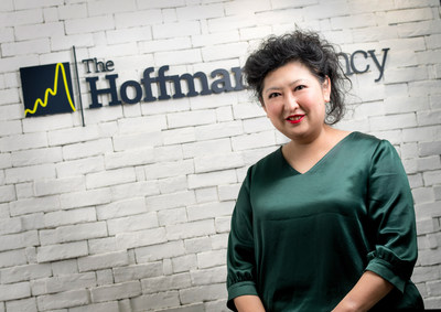 Caroline Hsu, Managing Director, Asia Pacific, The Hoffman Agency