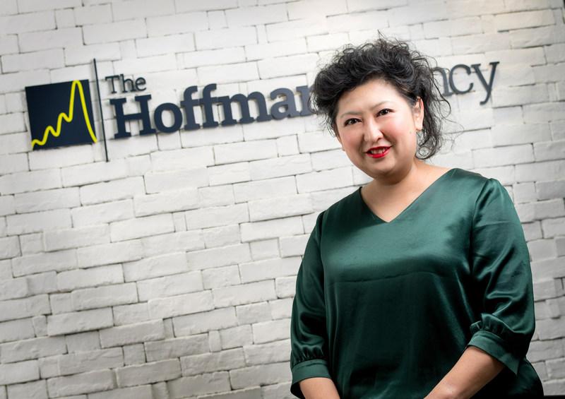 Caroline Hsu, Managing Director, Asia Pacific, The Hoffman Agency