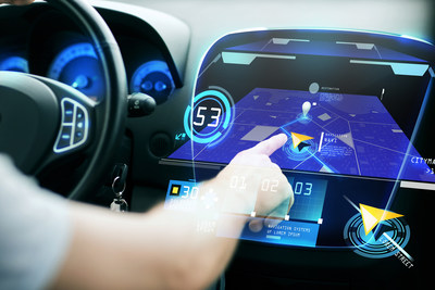 AGC Begins Mass Production of 3D Curved Cover Glass for Car-Mounted Displays for the First Time Ever