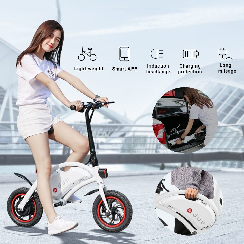 One of the Best Electric Bikes in the World