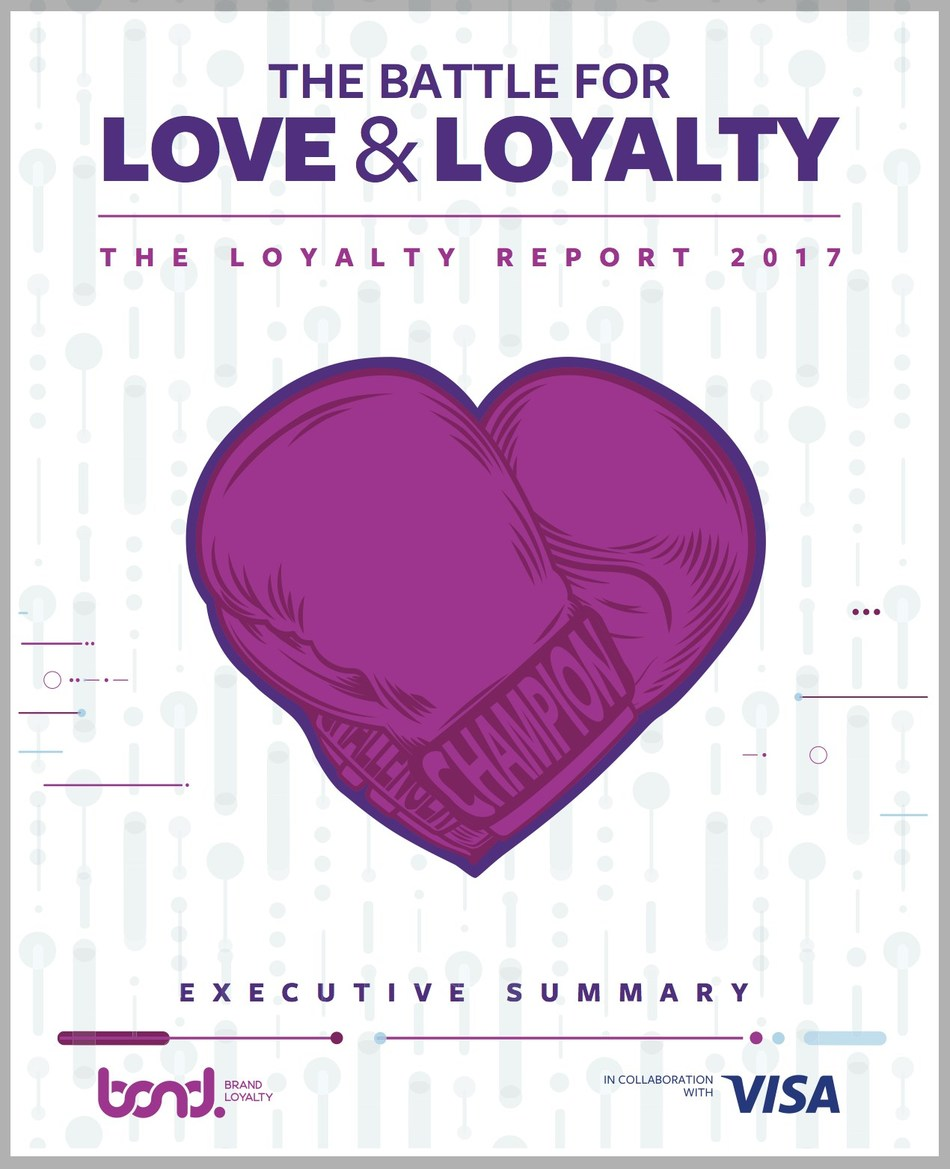 The Loyalty Report 2017 (CNW Group/Bond Brand Loyalty)
