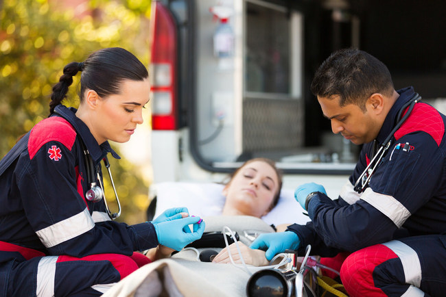 CareerCast rated Emergency Medical Technician as one of the most in-demand jobs.