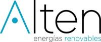 ALTEN Energías Renovables  Logo (PRNewsfoto/ALTEN Energías Renovables)