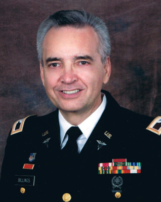 Lt. Col. (Ret.) Bart Billings Ph.D., psychologist and author