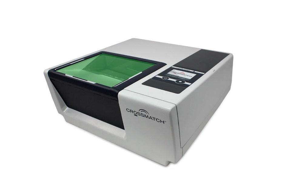 Crossmatch L Scan® 1000 palm scanner