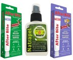 Tender Corporation offers products like Natrapel® 6hr and After Bite to take away the worry of bug bites so children can focus on enjoying the outdoors. (CNW Group/Tender Corp)