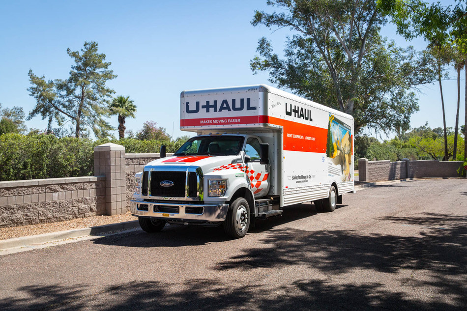 San Antonio registers as the No. 3 U-Haul U.S. Destination City for 2016, according to the latest U-Haul migration trends report.