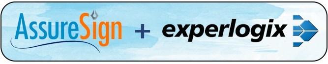 Established partnership: AssureSign and Experlogix.