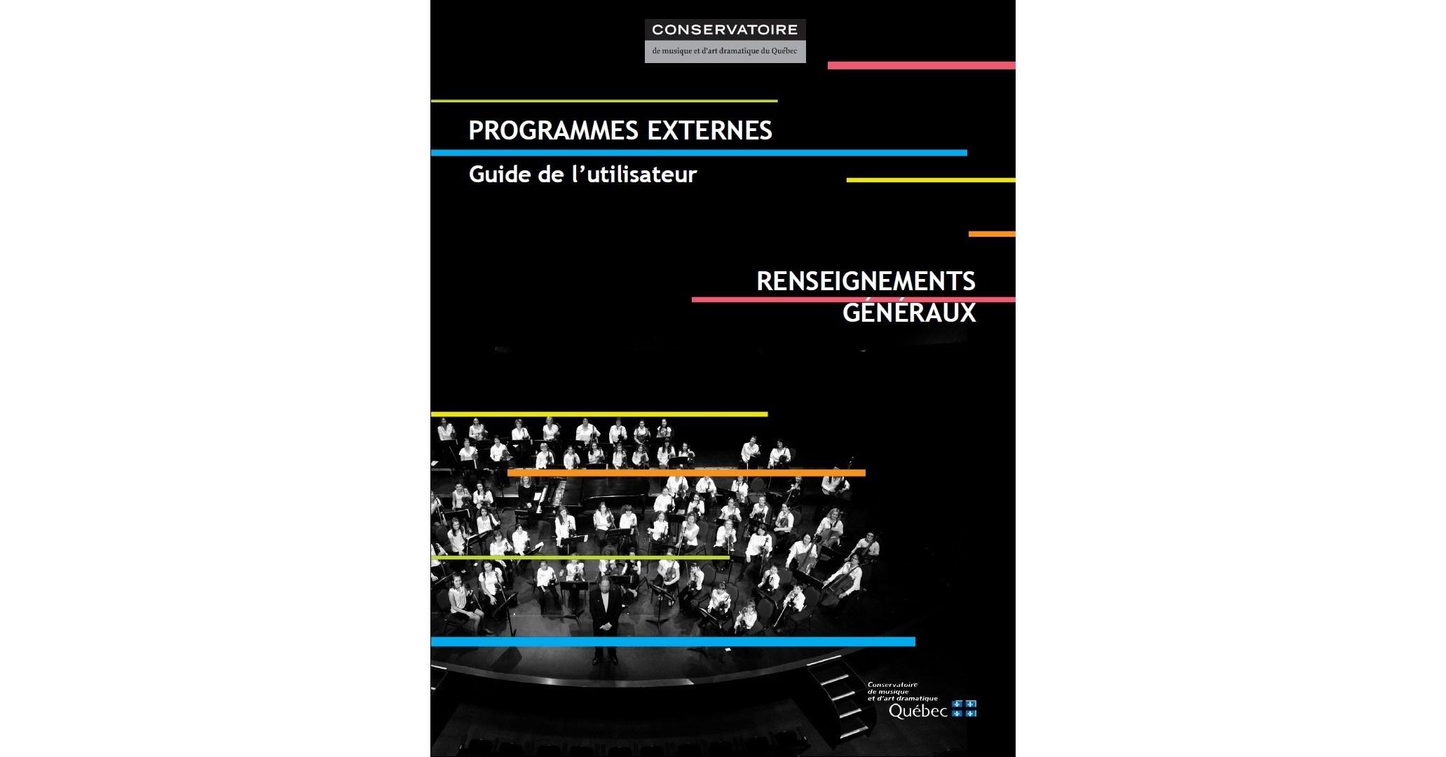 Une r dition des programmes externes du conservatoire for Art dramatique