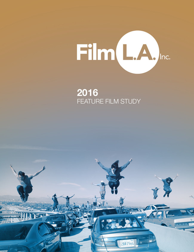 This month, FilmL.A. released a new report prepared by its research division. Employing a new sampling method, the 2016 Feature Film Study analyzes the 100 highest-performing U.S. feature films released theatrically last year, identifying where they were filmed and how much was spent to produce them. The report also examines California's top competitors and four-year trends in feature production yield.  Of the films sampled, a total of 12 California-made projects were released theatrically in 20