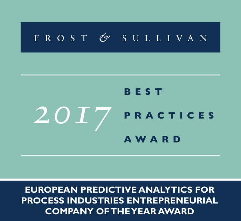 TrendMiner Receives 2017 European Predictive Analytics for Process Industries Entrepreneurial Company of the Year Award
