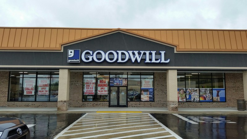 Goodwill's newest store in Odenton, MD