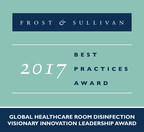 Xenex Receives Top Honors from Frost & Sullivan for LightStrike™, the Only Pulsed Xenon UV Disinfection System in the Healthcare Market