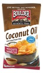 Boulder Canyon® Takes Traditional BBQ Potato Chips To New, Tastier Level With Introduction Of Mesquite Barbeque Coconut Oil Variety