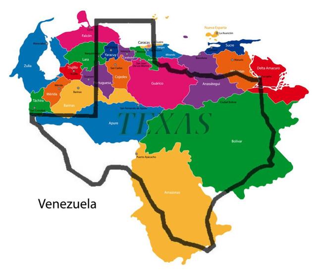 Texas Prosperity for Venezuela through 'Lands of Liberty'