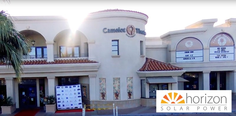 Camelot Theatres, Palm Springs, California