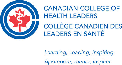 Canadian College of Health Leaders (CNW Group/Canadian College of Health Leaders)