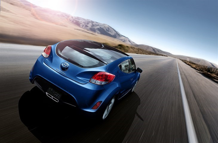 Veloster One Of The 'Coolest Cars Under $18K' According To Kelley Blue Book
