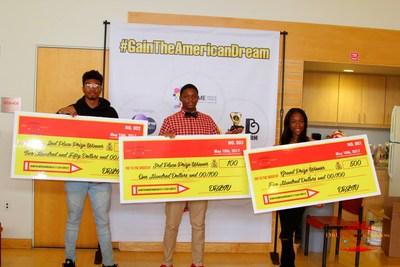DBLTV Announces Winners of the Inaugural 'Gain the American Dream' Scholarship