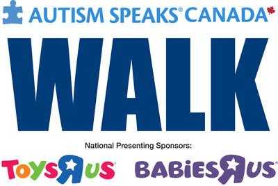 Autism Speaks Canada Walk 2017 (CNW Group/Autism Speaks Canada)