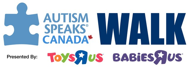 Join us as at the Autism Speaks Canada Walk in London on Sunday, May 28 (CNW Group/Autism Speaks Canada)