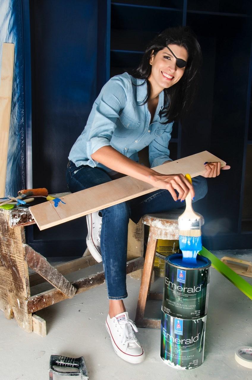 A Pintar Sin Estrés: La experta de diseño Sonia Velásquez comparte consejos para elegir color de pintura para el hogar
