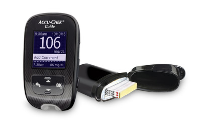 Accu-Chek(R) Guide Meter and SmartPack(TM) Vial