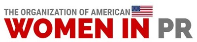The Organization of American Women in Public Relations (CNW Group/The Organization of Canadian Women in Public Relations)
