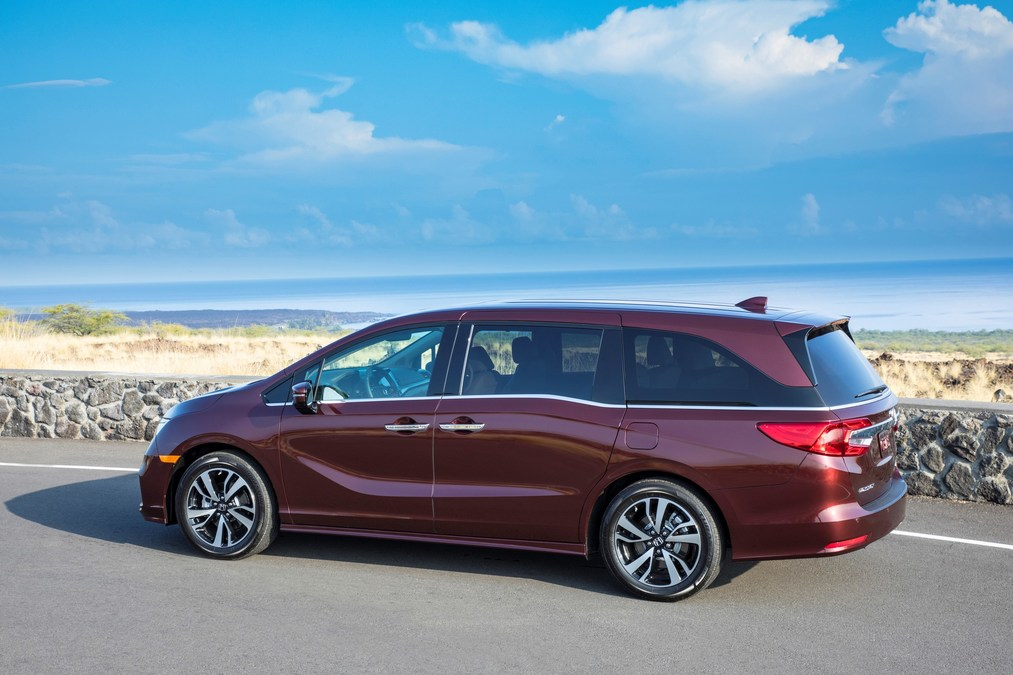 All new 2018 odyssey minivan on sale tomorrow delivers ultimate in family friendly performance