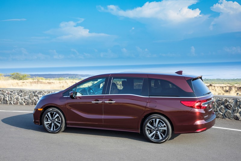 The all-new 2018 Honda Odyssey arrives in dealerships tomorrow, bringing a host of new family-friendly features and a greatly improved driving experience.