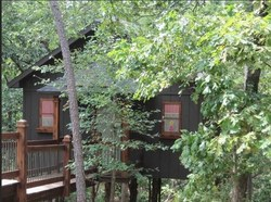 Eureka Springs Treehouses—Eureka Springs, Arkansas