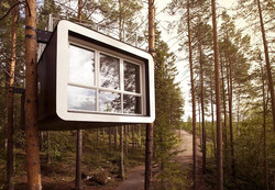 Tree Hotel – Harads, Sweden