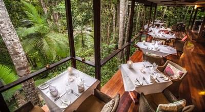 Silky Oaks Lodge – Mossman, Australia