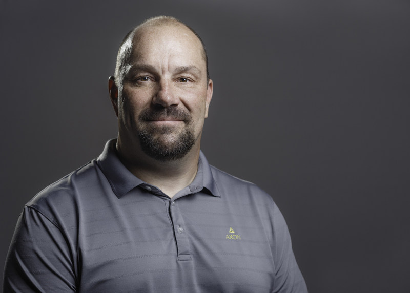 Clay Winn, General Manager (GM) of Axon's TASER Smart Weapon Business