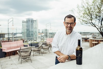 Andrew Browne, proprietor of Browne Family Vineyards of Washington state is proud to debut 4 Cellars with Little Big Town. Browne Family Vineyards is a family-inspired dream to make outstanding wine, realized through Washington's heritage vineyards. It began in 2005 and is based in Walla Walla, Wash. (PRNewsfoto/4 Cellars)