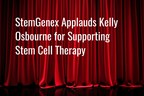 StemGenex Applauds Kelly Osbourne for Supporting Stem Cell Therapy