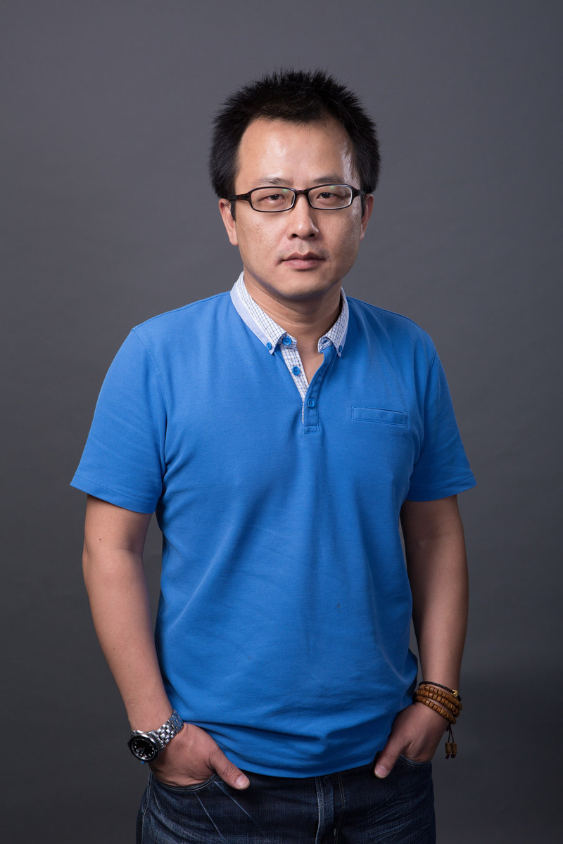 Pan Feng, Co-founder and CEO of Lusionsoft