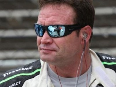 Buddy Lazier, 49, is among the most experienced racers is making his 20th career Indy 500 start.  (Photo: CHRIS JONES-INDYCAR RACING PHOTO)