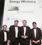 Telehouse London Wins DCS Data Centre Energy Efficiency Project of the Year Award