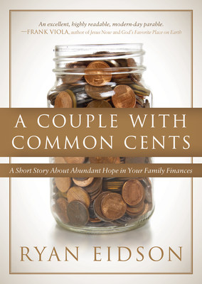 Ryan Eidson Receives Two Book Awards for 'A Couple with Common Cents'
