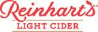 Reinhart's Light Cider (CNW Group/Reinhart Foods Ltd.)
