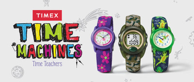 (PRNewsfoto/Timex.com/Time Machines)
